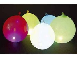 Classic Line 5 LED Ballons