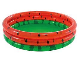 Intex Pool 3 Ring Wassermelone 168 x 38 cm