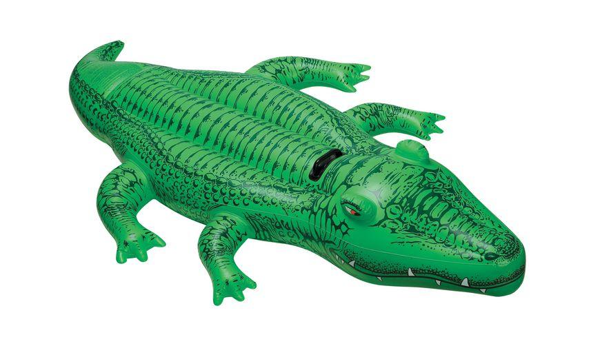 Intex Reittier Kleiner Alligator 168x86cm
