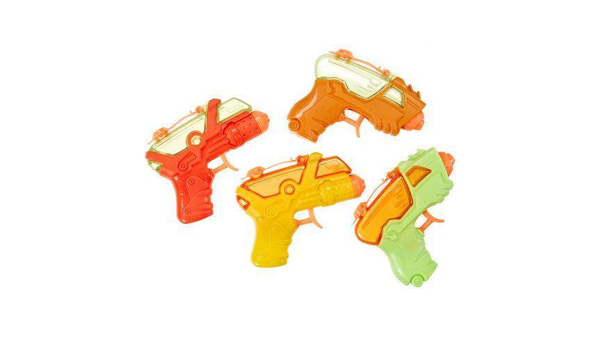 Mueller Toy Place Wasserpistolen Set 4 Stueck