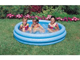 Intex Pool 3 Ring Crystalblue 168x41x53cm