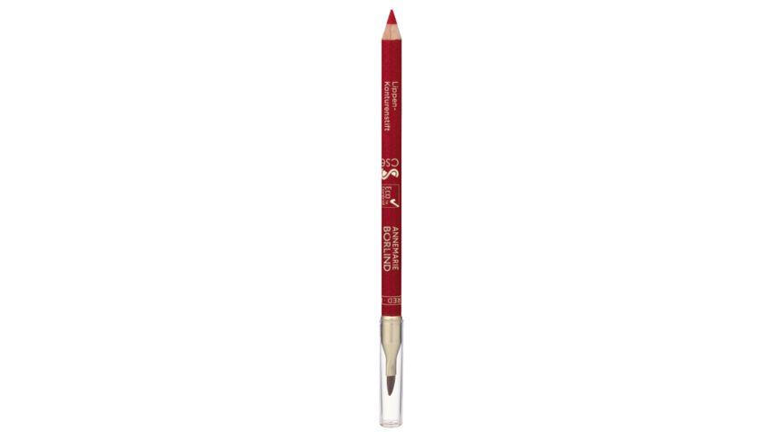 ANNEMARIE BOeRLIND Dekorative Kosmetik Lippenkonturenstift