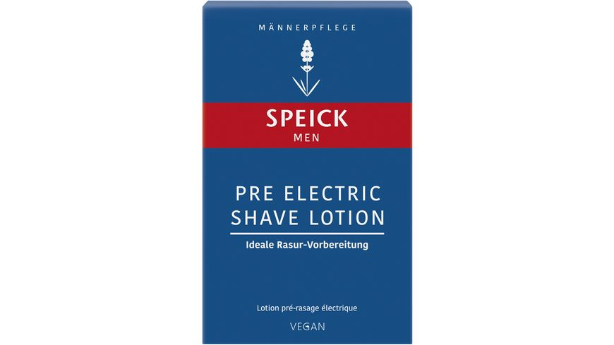 SPEICK Men Pre Electric Shave Lotion
