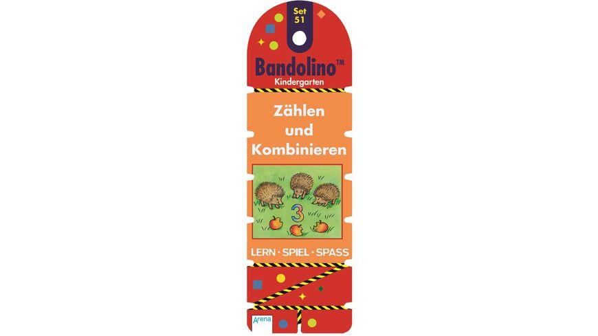 Bandolino Set 51 Zaehlen und Kombinieren