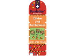 Buch ARENA Bandolino Set 51 Zaehlen und Kombinieren