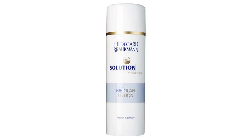 HILDEGARD BRAUKMANN 24h Solution Medilan Lotion