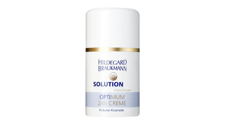 HILDEGARD BRAUKMANN 24h Solution Optimum 24h Creme