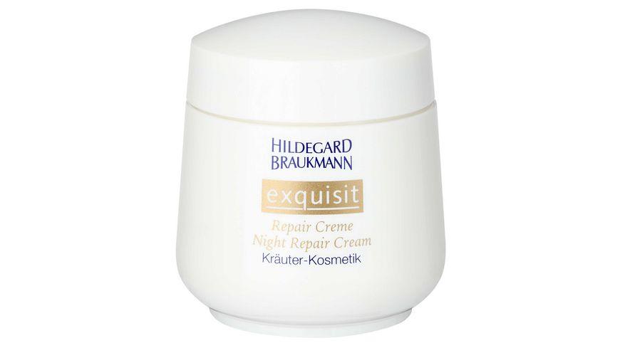 HILDEGARD BRAUKMANN exquisit Repair Creme