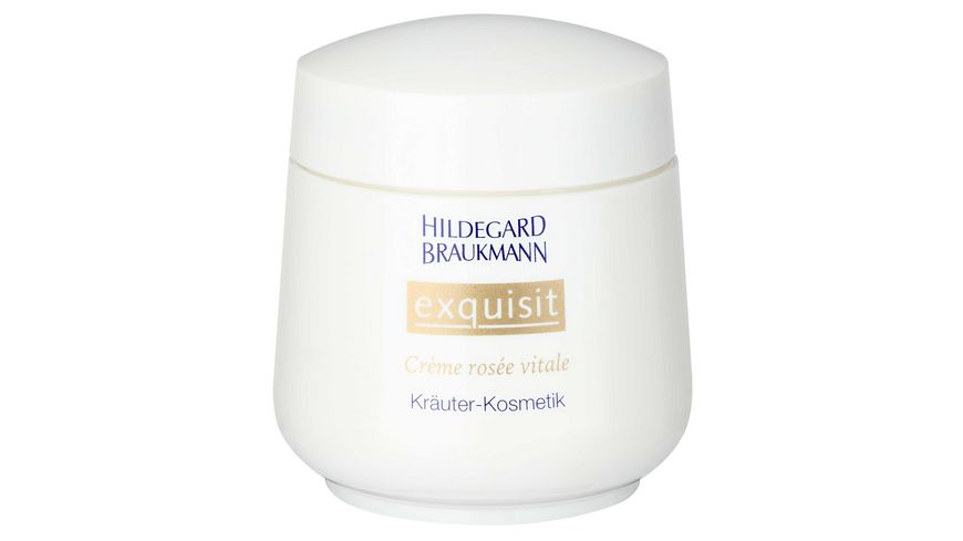 HILDEGARD BRAUKMANN exquisit Creme rosee vitale