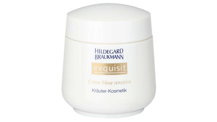 HILDEGARD BRAUKMANN exquisit Creme bleue sensitive