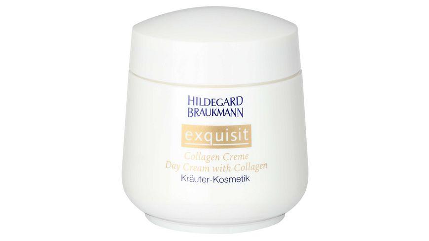 HILDEGARD BRAUKMANN exquisit Collagen Creme Ampulle