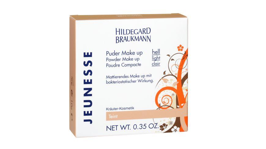 HILDEGARD BRAUKMANN Jeunesse Puder Make up