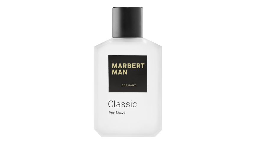 MARBERT Man Classic Pre-Shave