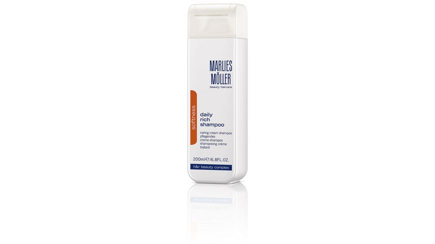 MARLIES MOeLLER SOFTNESS Daily Rich Shampoo