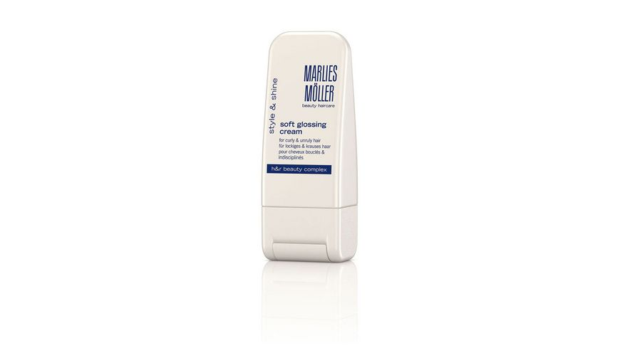 MARLIES MOeLLER STYLE SHINE Soft Glossing Cream
