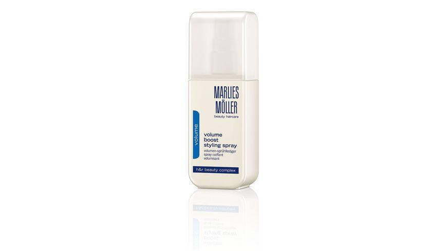 MARLIES MOeLLER VOLUME Volume Boost Styling Spray