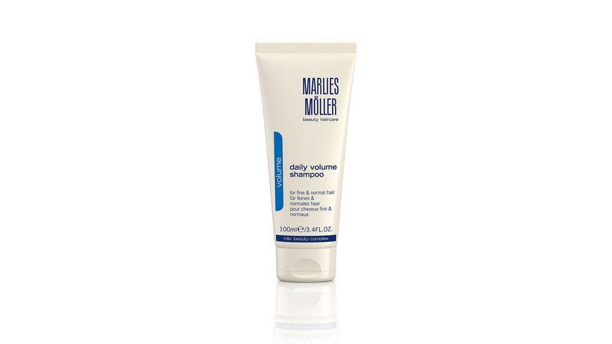MARLIES MOeLLER VOLUME Daily Volume Shampoo