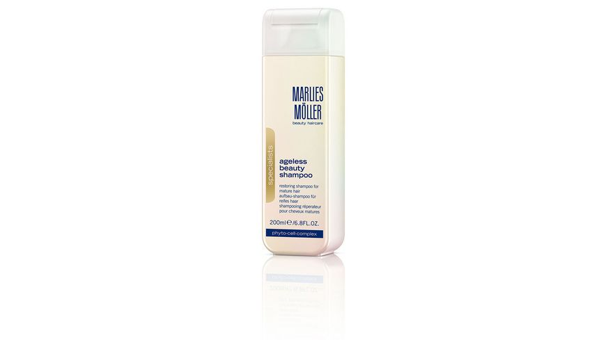 MARLIES MOeLLER SPECIALISTS Ageless Beauty Shampoo