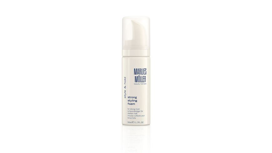 MARLIES MOeLLER STYLE HOLD Strong Styling Foam