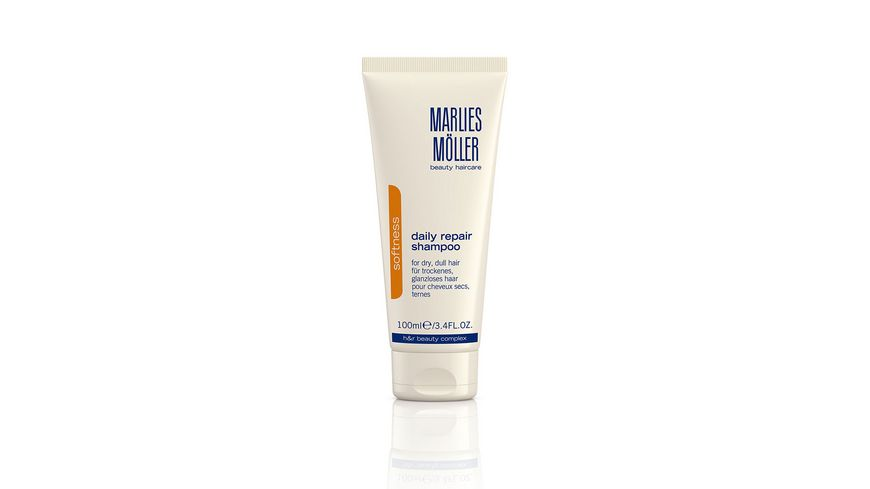 MARLIES MOeLLER SOFTNESS Daily Repair Shampoo