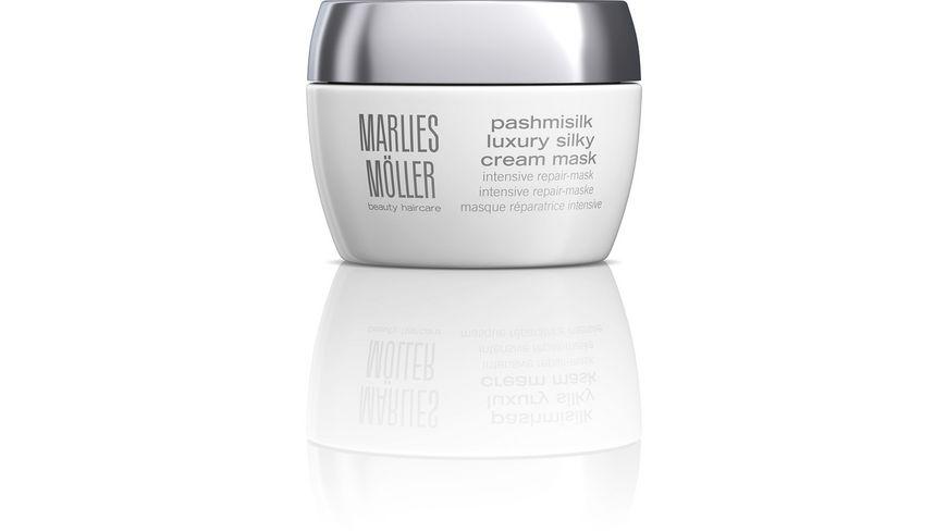 MARLIES MOeLLER PASHMISILK Silky Cream Mask