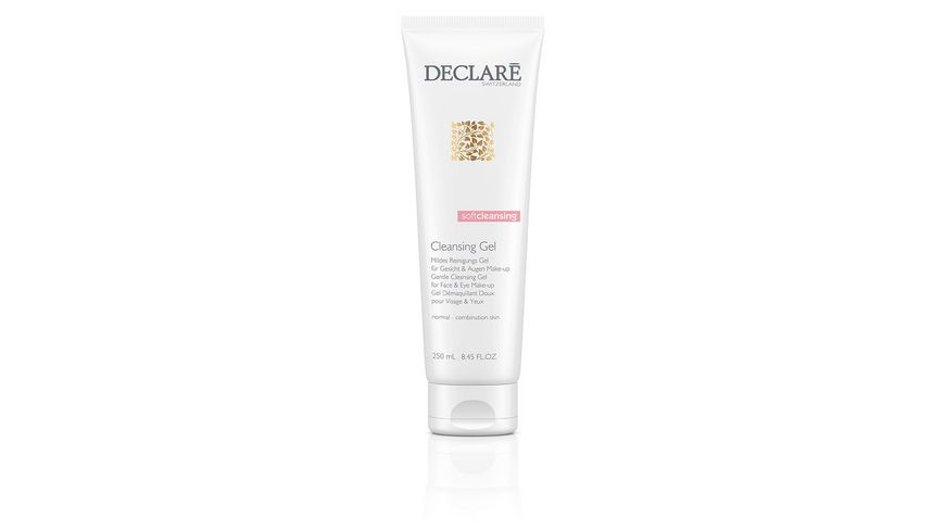 DECLARE SOFT CLEANSING Cleansing Gel