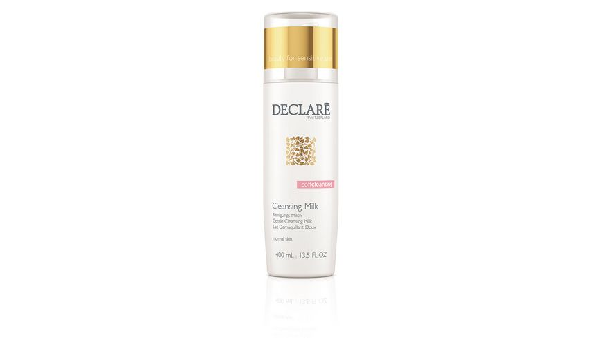 DECLARE SOFT CLEANSING Cleansing Milk
