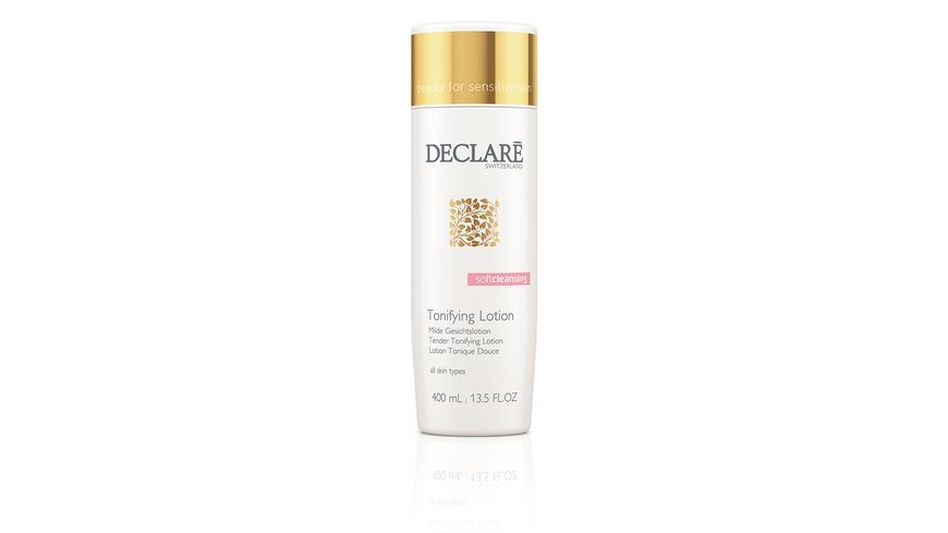 DECLARE SOFT CLEANSING Tonifying Lotion