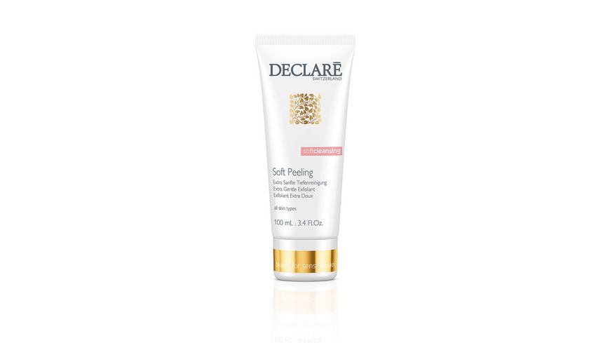 DECLARE SOFT CLEANSING Soft Peeling