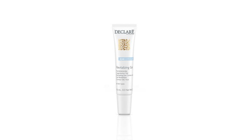 DECLARE EYE CONTOUR Revitalizing Gel
