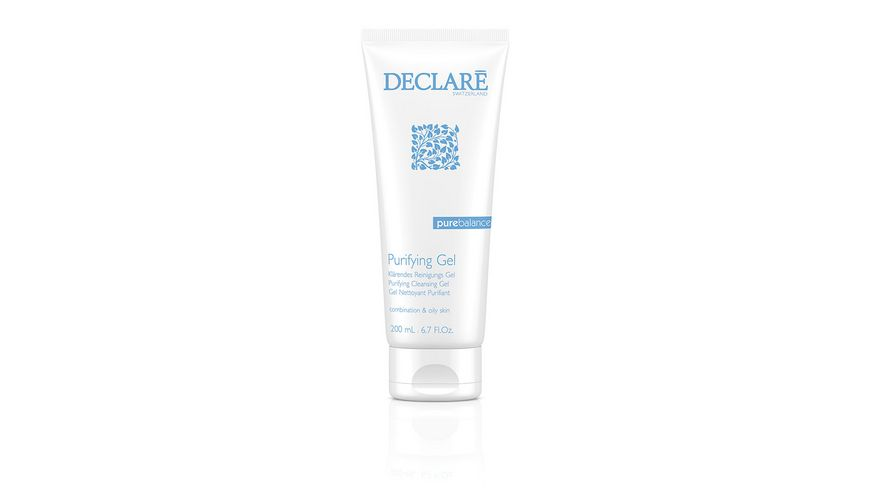 DECLARE PURE BALANCE Purifying Gel