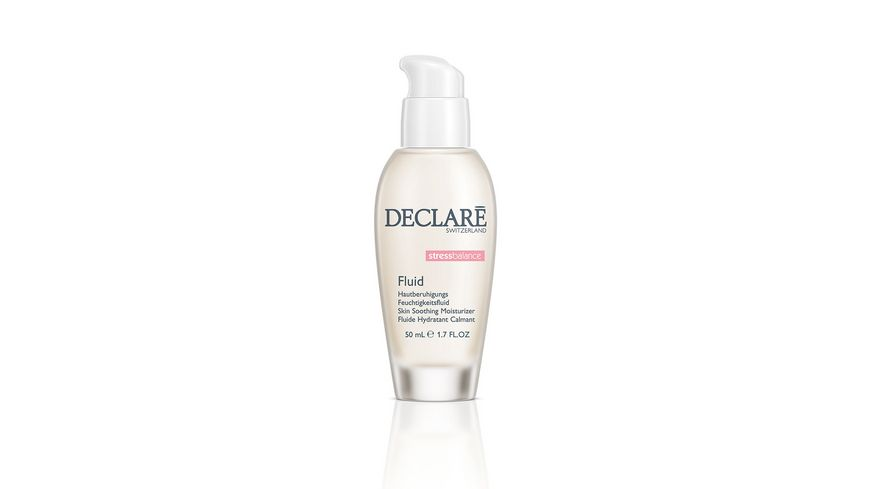 DECLARE STRESS BALANCE Hautberuhigungs Feuchtigkeitsfluid