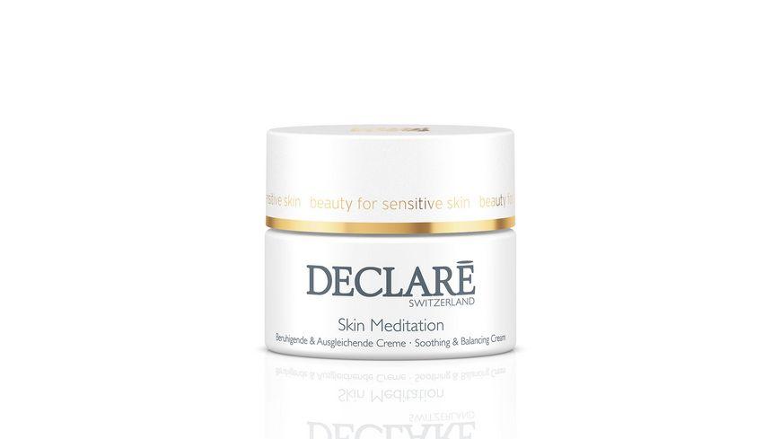 DECLARE STRESS BALANCE Skin Meditation
