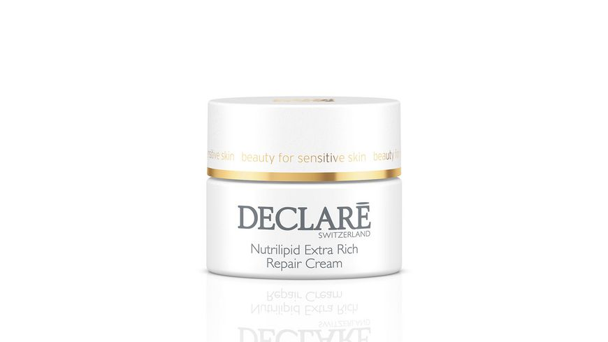 DECLARE VITAL BALANCE Nutrilipid Extra Rich Repair Cream