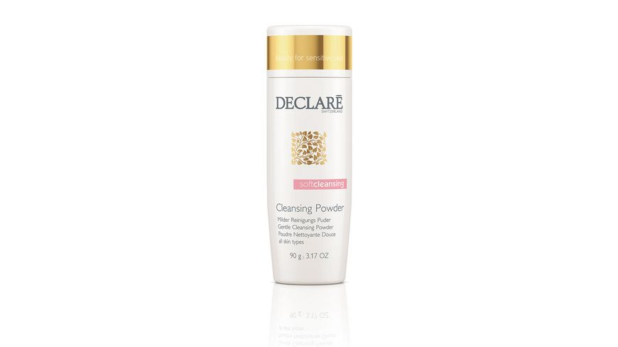 DECLARE SOFT CLEANSING Cleansing Powder