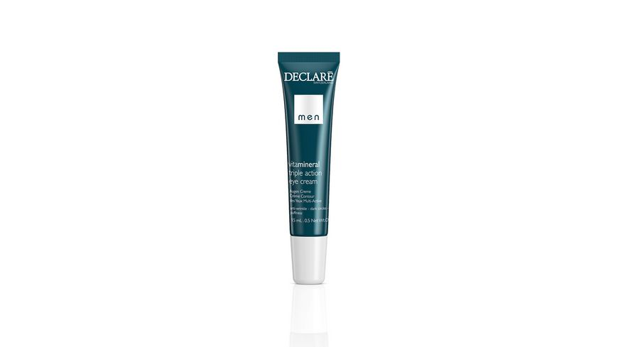 DECLARE MEN Vita Mineral Triple Action Eye Cream