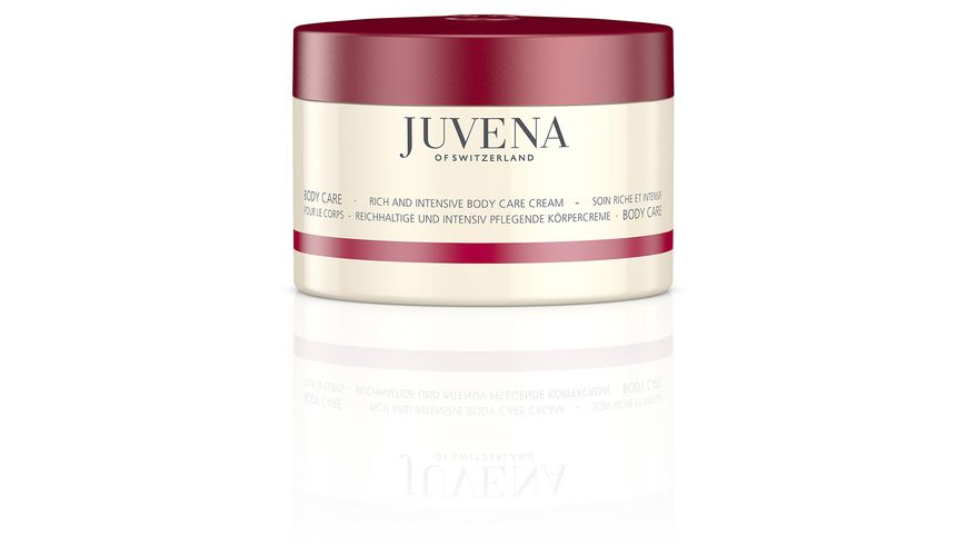 JUVENA BODY CARE Rich Intensive Body Care Cream Luxury Adoration