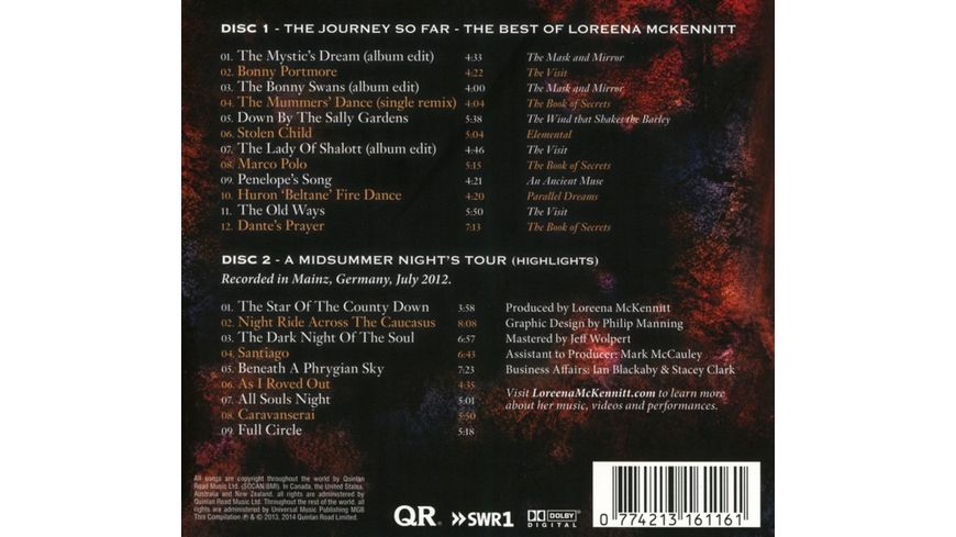 The Journey So Far The Best Of Deluxe Edition