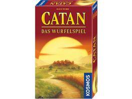 KOSMOS Catan Das Wuerfelspiel Mitbringspiel