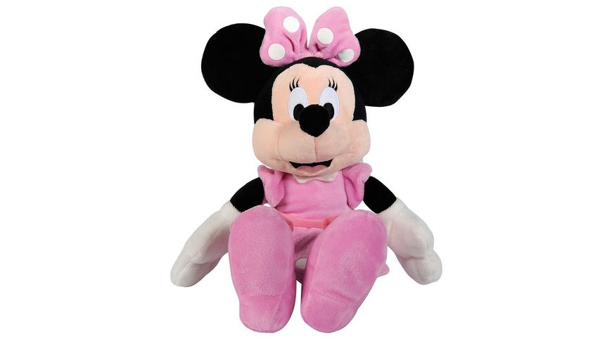 Simba Disney Micky Mouse Clubhouse Minnie 25cm