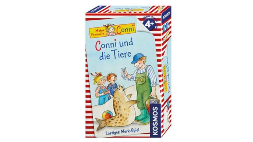 KOSMOS Conni und die Tiere