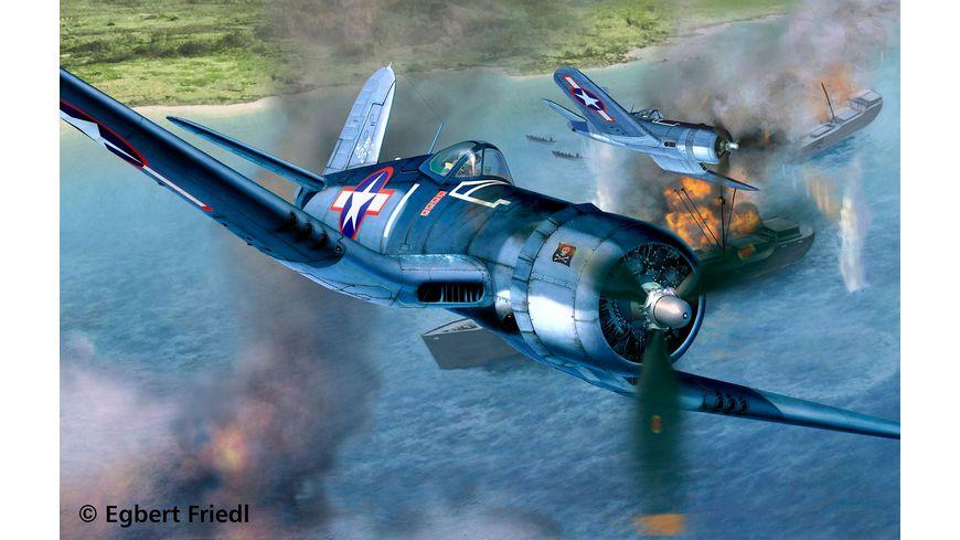 Revell Vought F4U 1D Corsair
