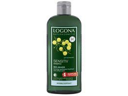 LOGONA Sensitiv Shampoo Bio Akazie