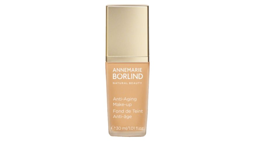 ANNEMARIE BOeRLIND Anti Aging Make up