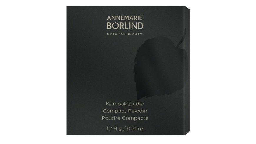 ANNEMARIE BOeRLIND Kompaktpuder