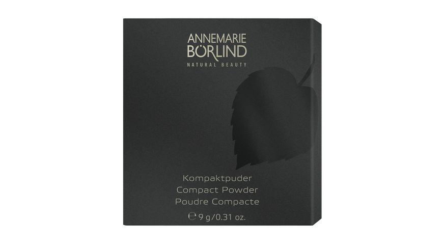 ANNEMARIE BOeRLIND Dekorative Kosmetik Kompaktpuder