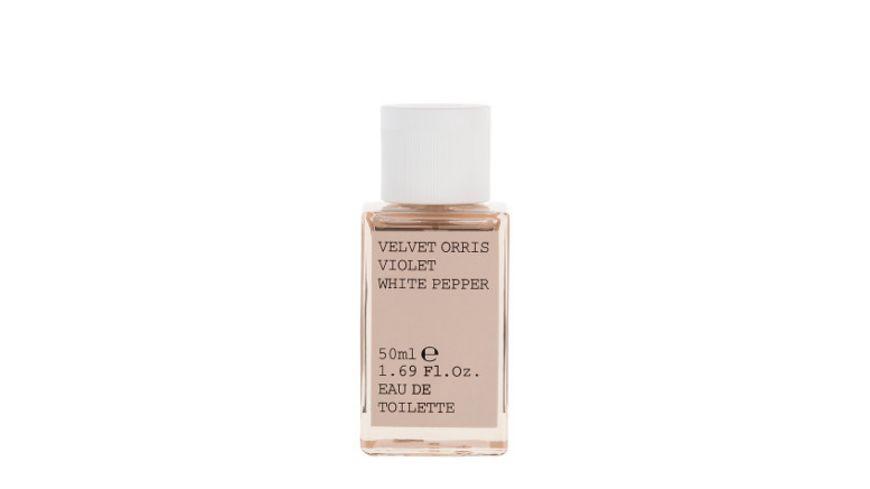 KORRES Velvet Orris Violet White Pepper Eau de Toilette