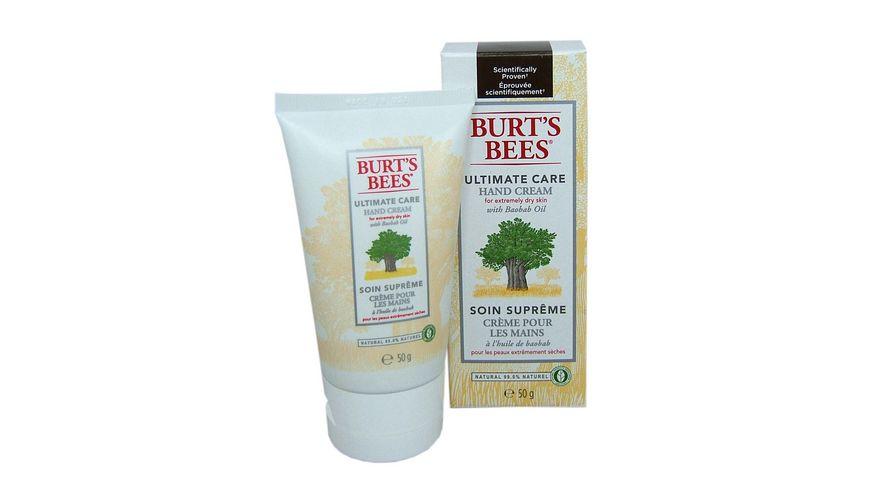 BURT S BEES Ultimate Care Handcream