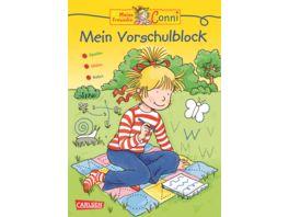 Buch Carlsen Conni Gelbe Reihe Mein Vorschulblock