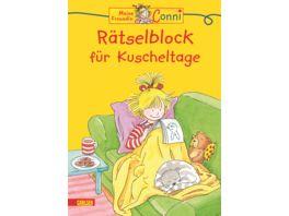 Buch Carlsen Conni Raetselblock fuer Kuscheltage